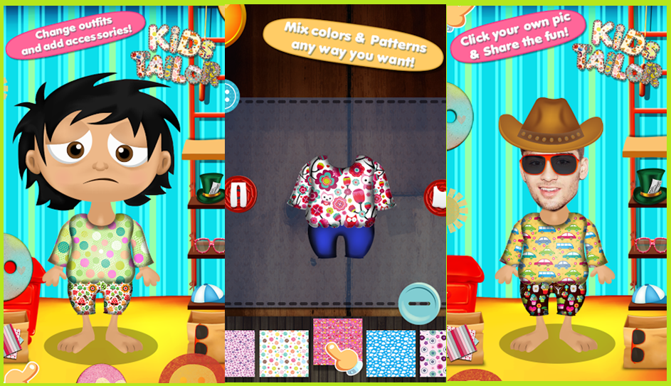 Clothes Designing Games For Kids patterns for your clothes