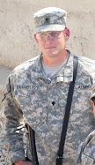 SPC Ryan in Iraq