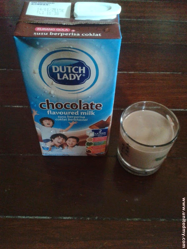 Dutch Lady Chocolate UHT