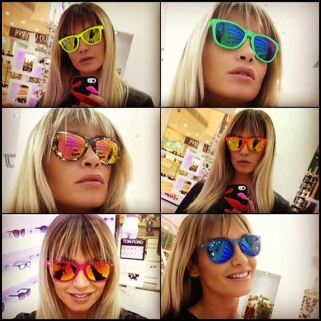 Jonida Maliqi provon syzet neon