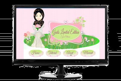 tempahan design blog,edit blog