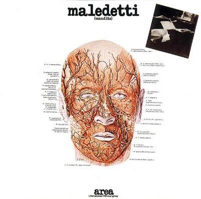 area maledetti miglior album 1976