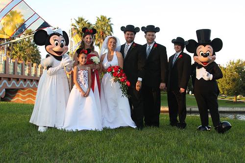 Top 5 wedding themes unique wedding ideas and collections disney wedding theme junglespirit Gallery
