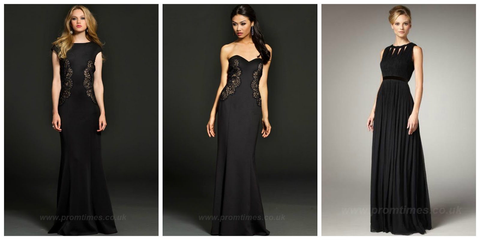 Preferenza Color-Block By FelyM.: EVENING DRESSES MY SELECTION ON PROMTIMES  VM14