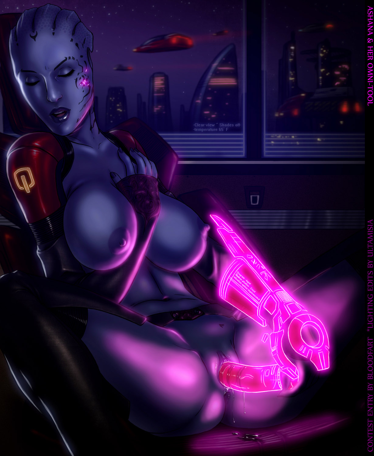 Mass effect cg porn pictures hentai videos