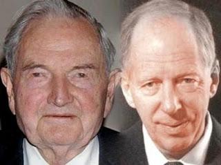 ROTHSCHILDS και ROCKEFELLERS: Η ηγεσία της Παγκόσμιας Διακυβέρνησης