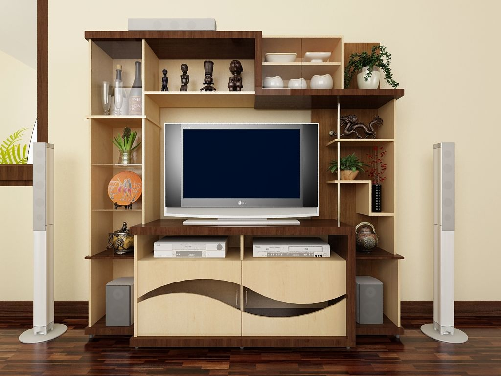 Af arquitectura y mobiliario mueble para tv for Muebles de diseno moderno para tv