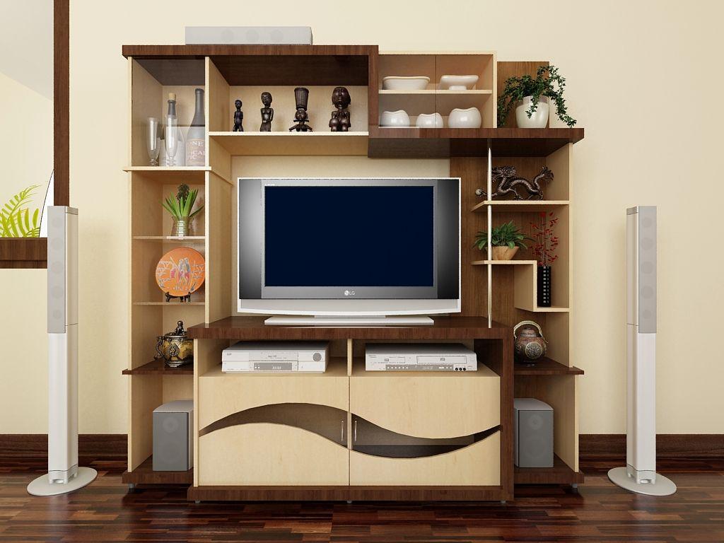 Af arquitectura y mobiliario mueble para tv - Muebles de television de diseno ...