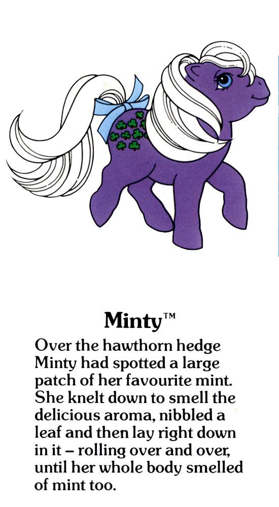 Minty Pony