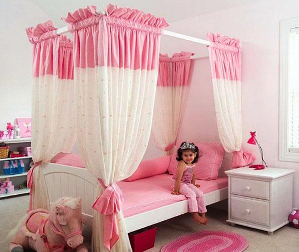 inspirasi mempercantik kamar si kecil