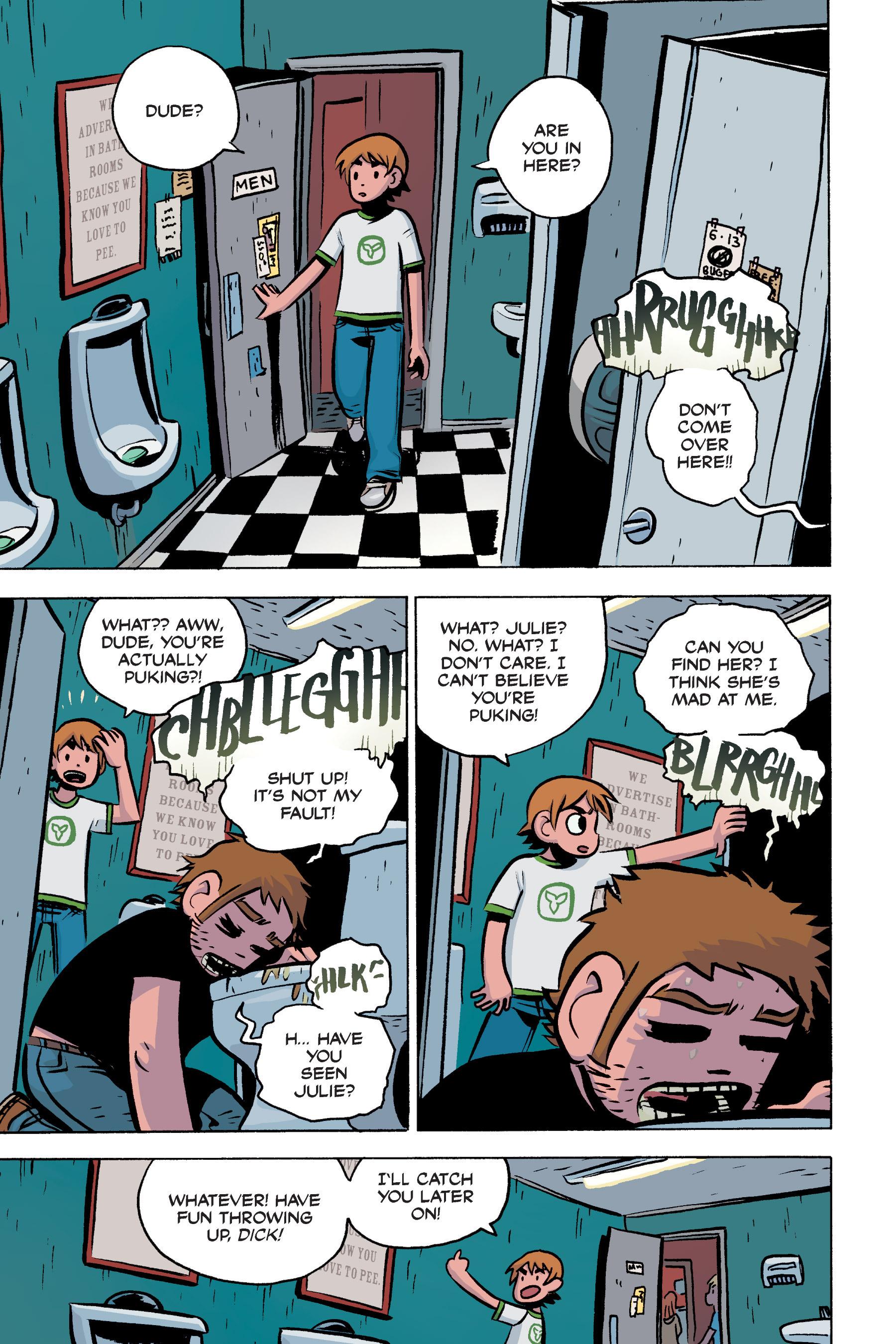 Read online Scott Pilgrim comic -  Issue #3 - 98