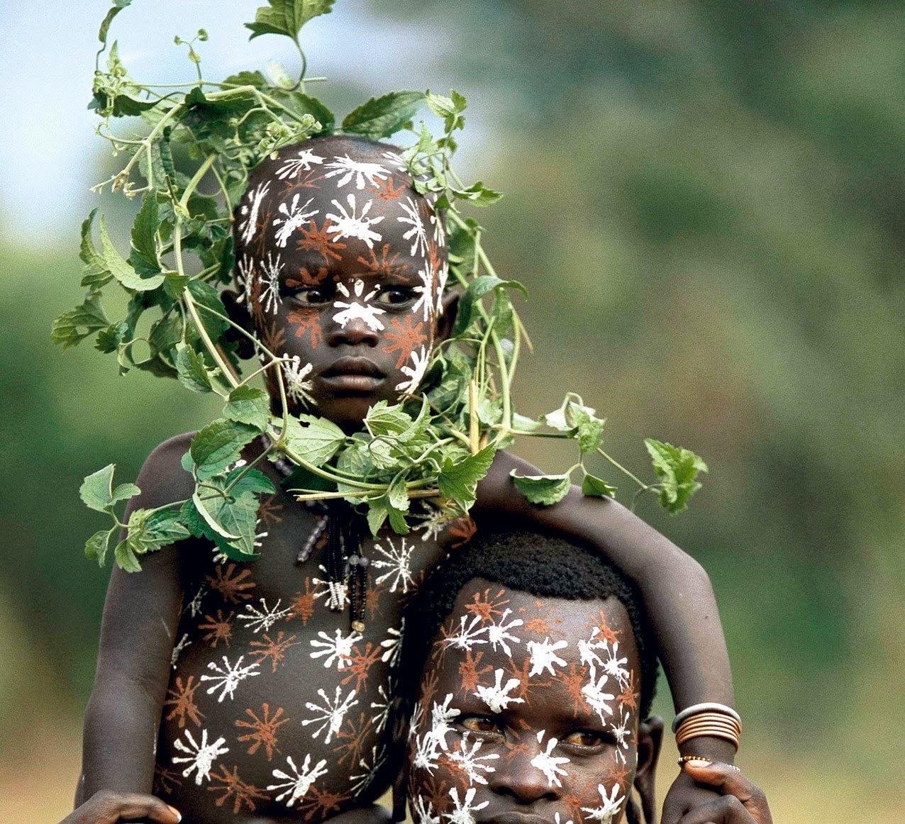 the luganda language of uganda in central western africa any