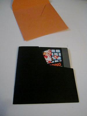 pocket sleeve wedding invitations