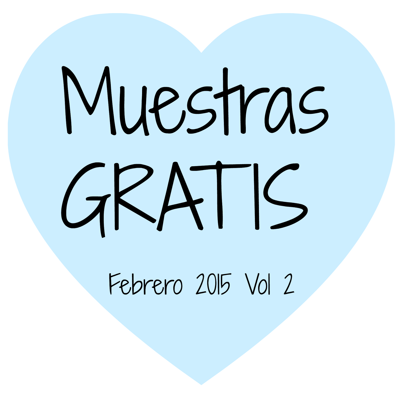 Muestras gratis febrero 2