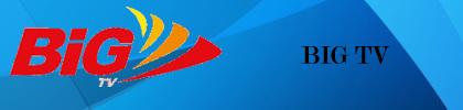 Promo Big TV Terbaru Bulan Agustus 2014