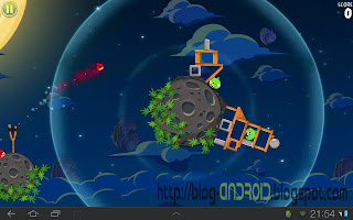Angry Birds Space For Android