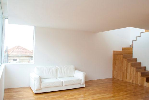 OODA,227 flat,reforma,piso,Oporto,duplex,hamaca,proyecto,redesign,apartment,porto,portugal,wood,hammock,living room,salon