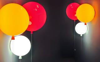 Betuk Lampu Tidur Anak Lucu Dan Unik Bentuk Balon