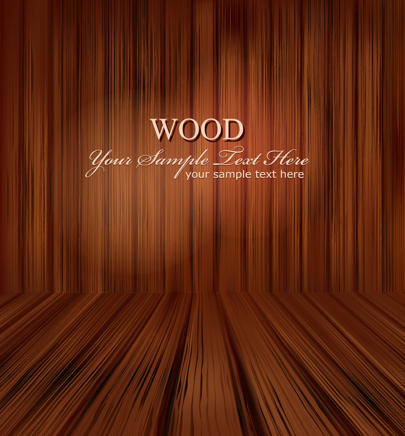 美しい木目のテクスチャ wood texture イラスト素材