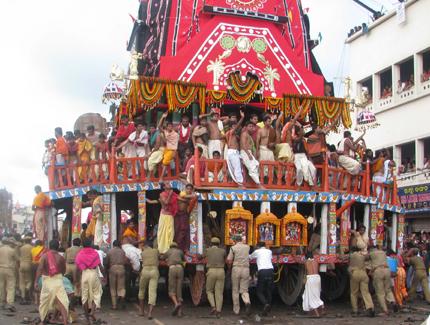 2013 Puri Rath Yatra Stills