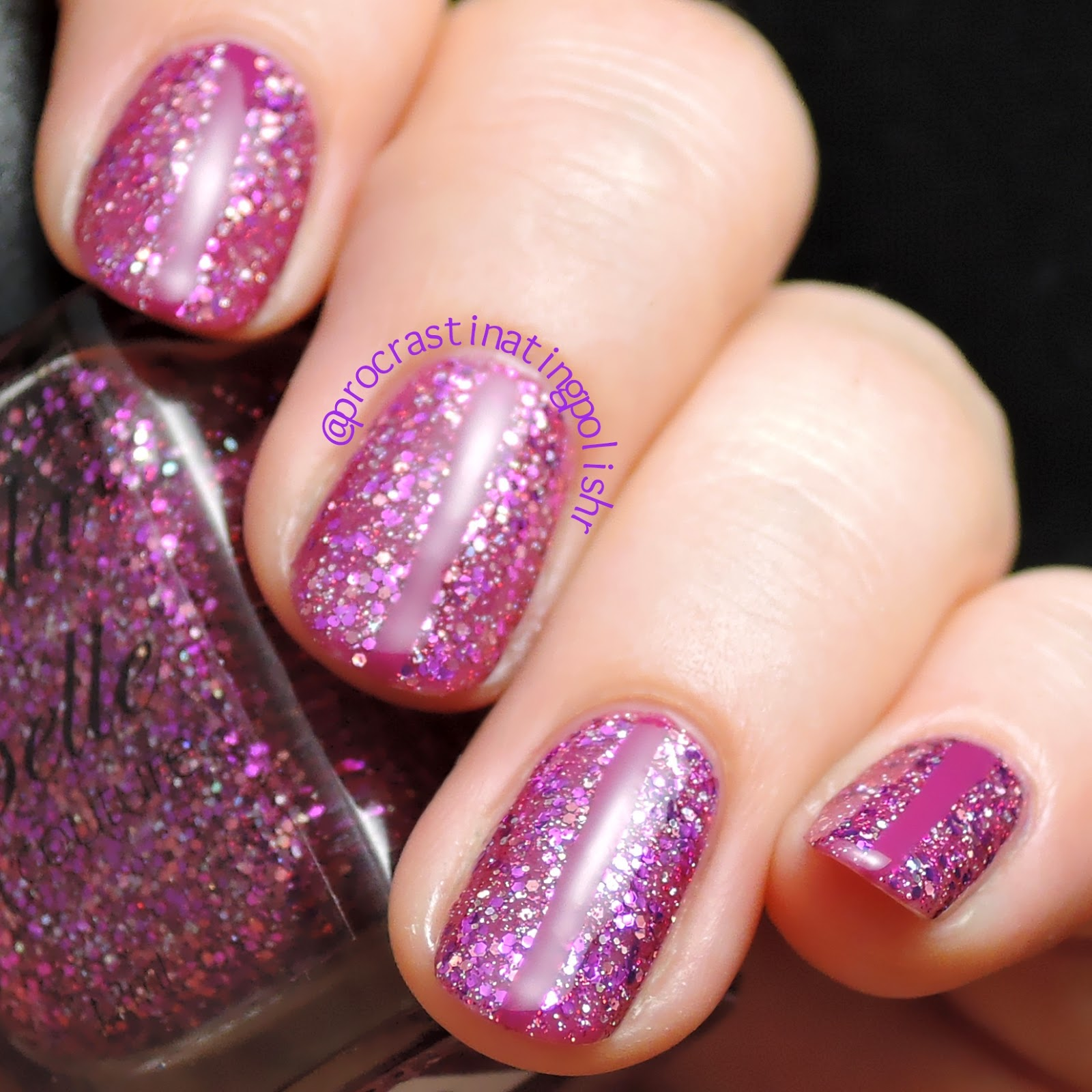 Belle Belle Nail Couture Aurora nail art