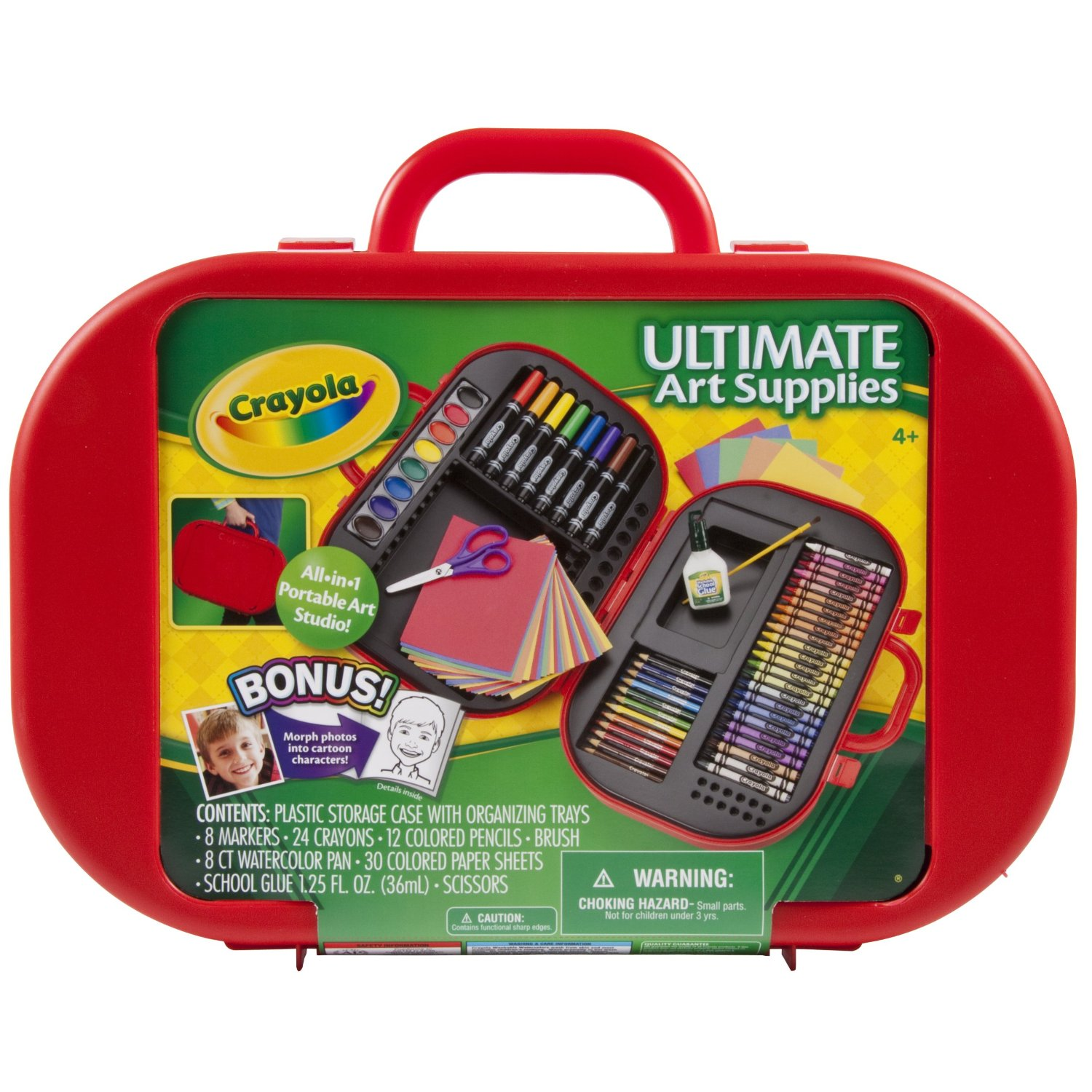 inspired mom we love arts and crafts crayola giveaway. Black Bedroom Furniture Sets. Home Design Ideas