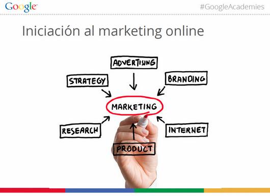 google academies 2014 en Madrid