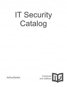 IT Security Catalog