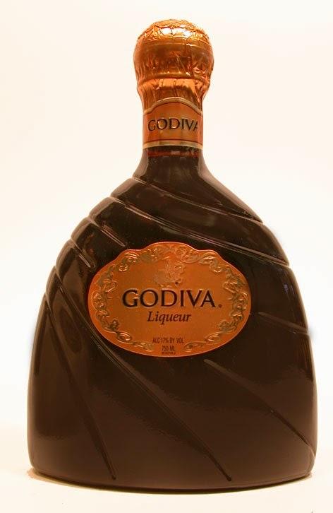 Chocolate Godiva Liqueur