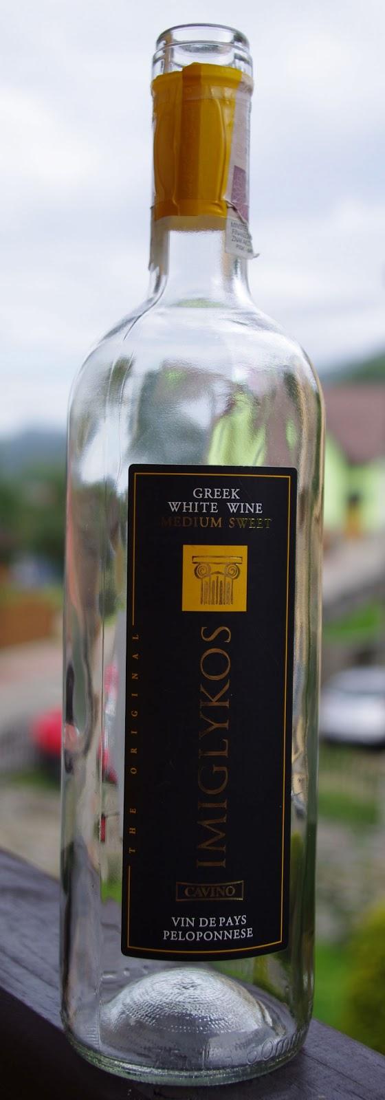 wino białe półsłodkie
