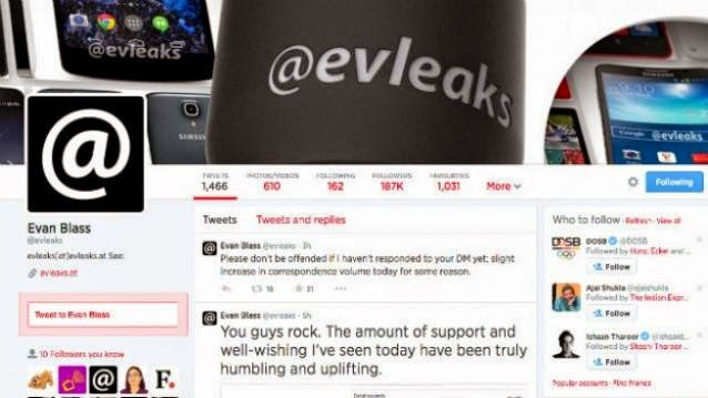 "Evan Blass aka @evleaks, arguably technology's most prolific leaker, has announced his retirement from technology leaks. He announced his retirement on Twitter saying, ""All good things must come to an end. Thank you for an amazing two years."""
