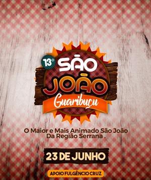 13º São João do Guaribuçu
