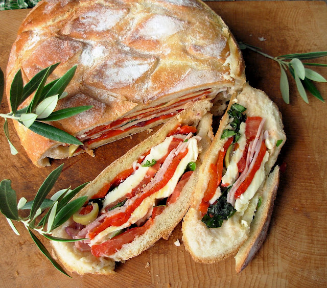 French Sandwich for Picnics