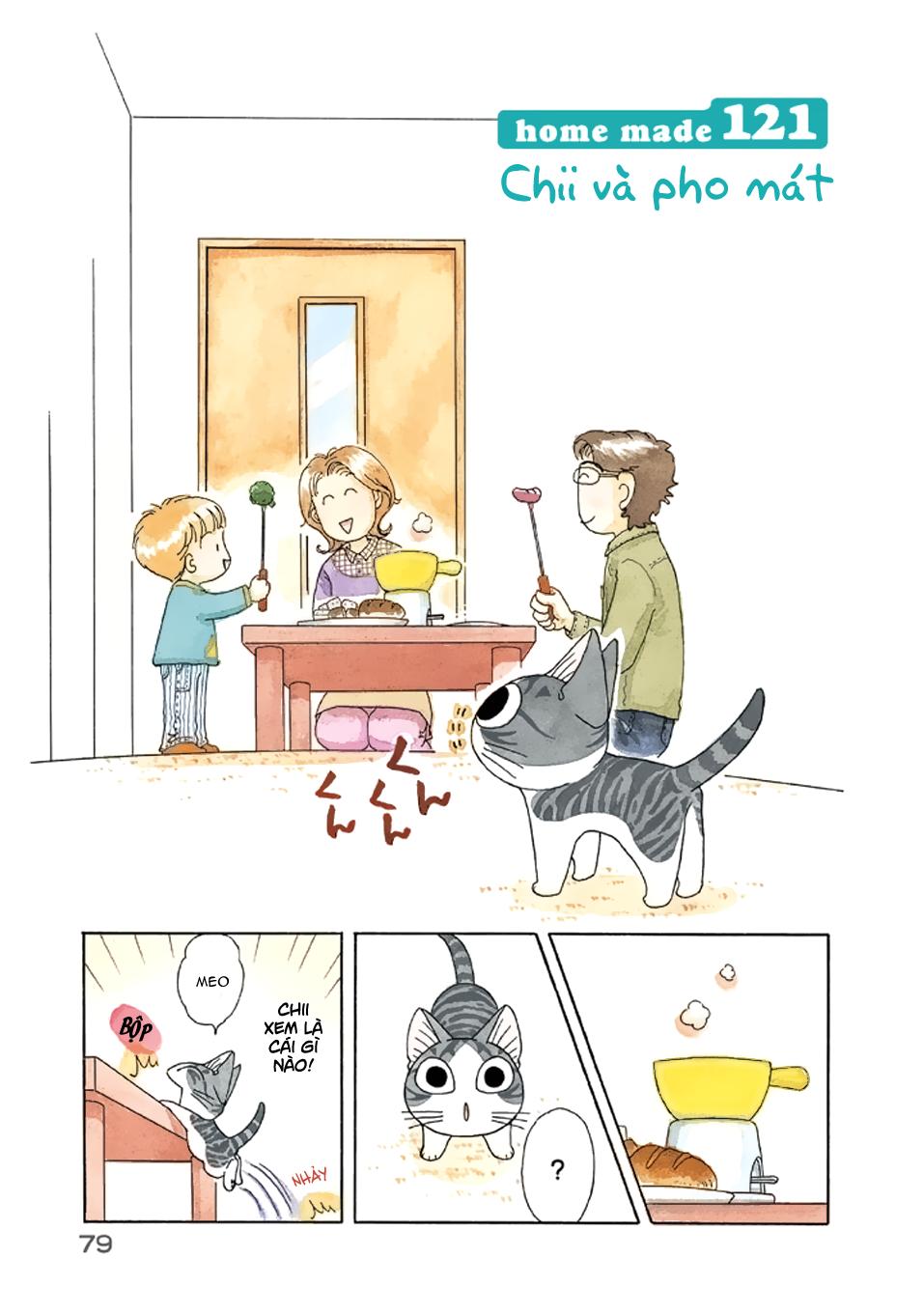 TruyenHay.Com - Ảnh 1 - Chii's Sweet Home Homemake 121