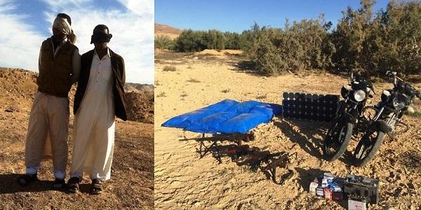 القضاء على 14 تكفيرىاً والقبض على 13 وضبط اسلحة وذخائر فى سيناء