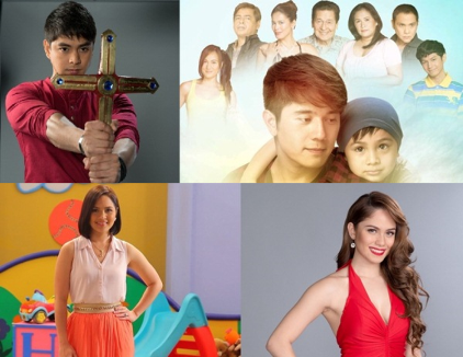 ABS-CBN Clinches 13 of 15 Top Programs Nationwide in October 2013