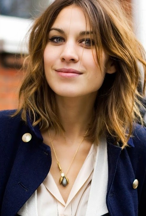 Long Curly Bob Hairstyles