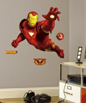 SuperHero Wall Decal