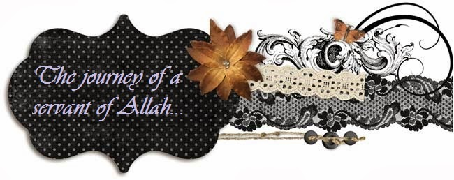 The Journey of a Servant of Allah