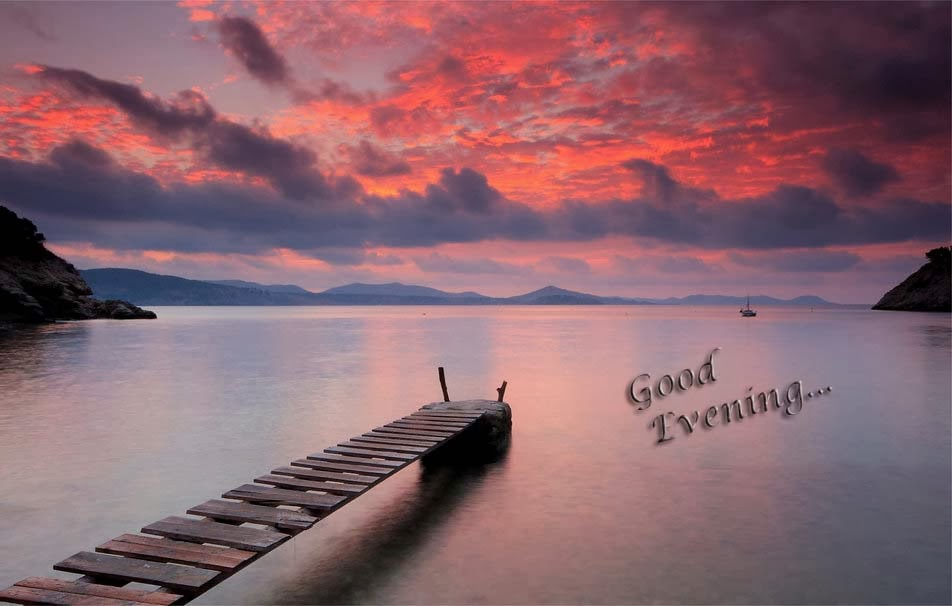 evening-lake-water-sunset-good-night