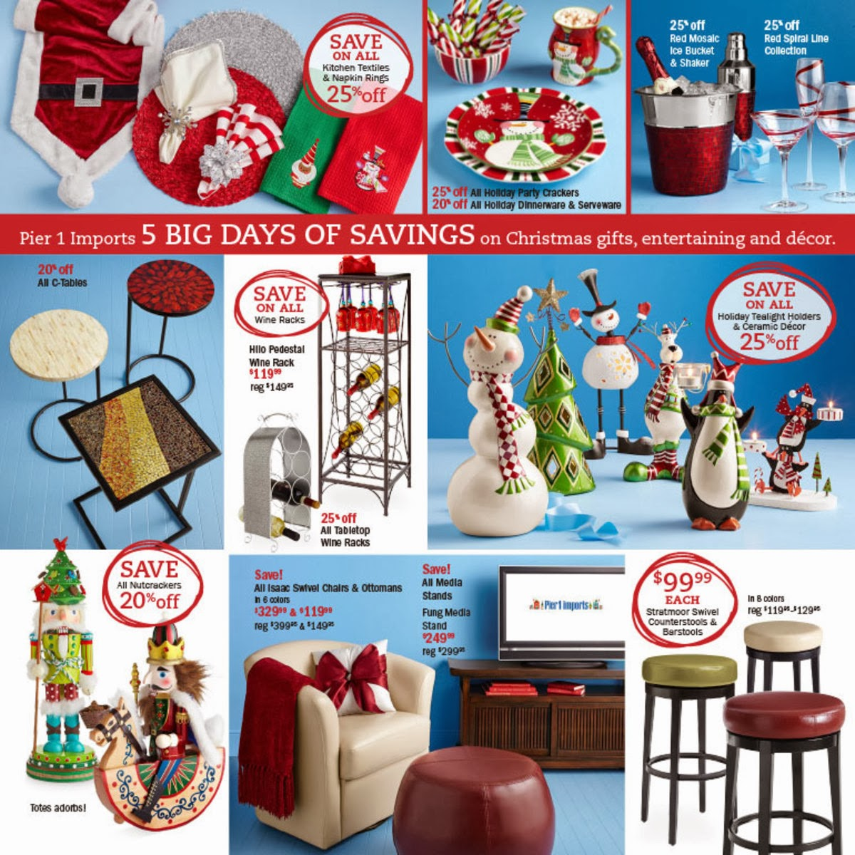 Black Friday Ads 2013 Pier 1 Imports Black Friday Ad 2013