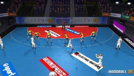 Handball videogame review