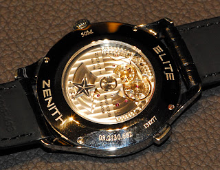 Calibre Elite 682 Zenith