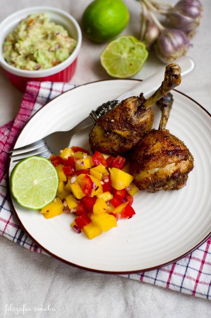 Kurczak cajun przepis