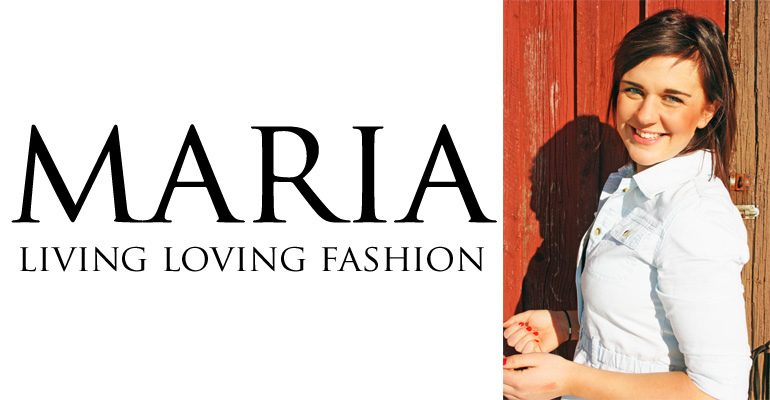 maria living loving fashion