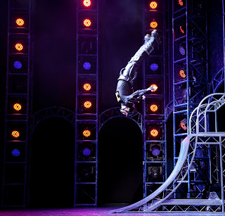 Starlight Express - Matt King as Trax - credit Eric Richmond