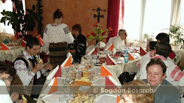 Suceava, Filmari pentru Favorit TV, 20.03.2011