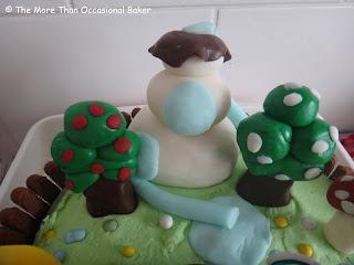 Bin Weevils Cake