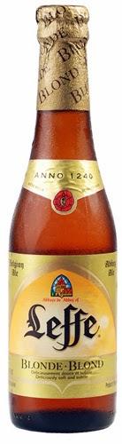 Leffe beer test results belgian Belgium bier blonde ale Abbey gluten free celiac low