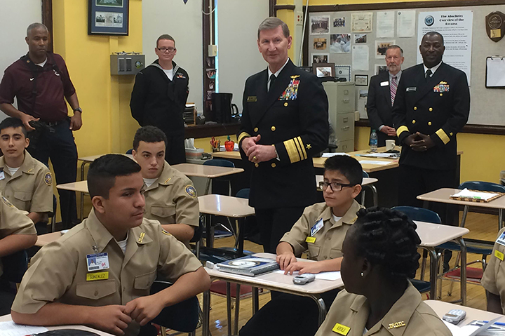 Does anybody have tips for future Admission into the Naval Academy.?
